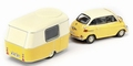 BMW 600 mit Hymer Eriba Puck limited edition 1 of 1000 1/43