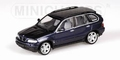 BMW X5 Blue Metallic Blauw 1999  limited edition 1 of 1008 1/43