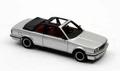 BMW 3 e30  Baur silver zilver  1/43