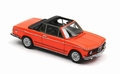 BMW 2002 Baur Orange Oranje 1/43