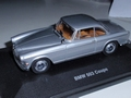 BMW 503 Coupe  zilver  silver 1/43