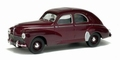 Peugeot 203 Berline Bordeaux rood 1950 1/43