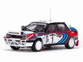 Lancia Delta Integrale 16 v # 1 Martini Safari Rally Kenya  1/43
