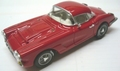 Chevrolet Corvette street red 1960 Rood 1/43