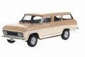 Chevrolet Veraneio Beige 4 x 4 Suv 1/43