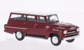 Chevrolet Amazona 1963 Donker rood  Dark red 1/43