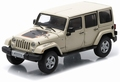 Jeep Wrangler Unlimited Mojave Licht Beige  1/43