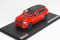 Jeep Grand Cherokee SRT 8 Red  Rood 1/43