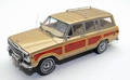 Jeep Grand Wagoneer Gold / Wood 1/43