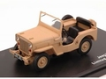 Jeep Willy's CJ3B 1953 Limited edition 1 of 600  Beige 1/43