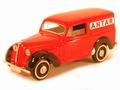 Renault  Juvaquatre Rood Red  Antar 1/43