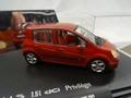 Renault Modus  Privelege 1,5 l Vuur Rood  1/43