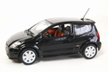 Citroen C2  Zwart Black  1/43