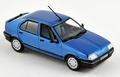Renault 19 Blauw  Blue 1/43