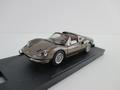 Ferrari Dino 246 GTS Metallic brown  bruin 1/43