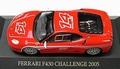 Ferrari F430 Challenge 2005 Red 1/43