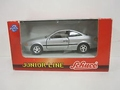 Volvo c70 Coupe zilver  silver 1/43