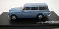 Volvo 220 Amazon  1962 Licht grijs Blauw Light  grey Blue  1/43