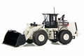Cat wheel loader 972k White edition 1/50