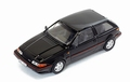 Volvo 480 Turbo 1987 Zwart Black 1/43