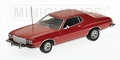 Ford Torino Bright Red  1/43