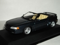 Ford Mustang Cabrio 1994 Blue metallic 1/43