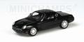 Ford  Thunderbird  Black Zwart 1/43