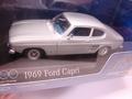 Ford Capri 1969 Silver  1/43