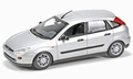Ford Focus Zilver Silver 1/43
