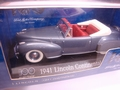 Ford Lincoln Continental 1941 Cabrio 1/43