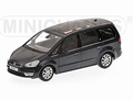Ford Galaxy Dark Grey  Donker Grijs 1/43