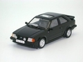 Ford Escort MK lll XR3  Black 1/43
