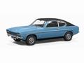 Ford Capri MK l  3000 GXL Sapphire Blue Safier Blauw 1/43