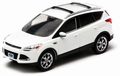 Ford Kuga  White Wit 2013 1/43