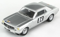 Ford Mustang # 84 Rallye Tour de France 1964 Silver 1/43