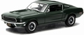 Ford Mustang GT Bullit 1968  Steve Mc Queen 1/43