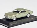 Mustang 1965 Metallic Groen  1/43