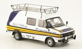 Ford Transit  Team Ford 1981 1/43