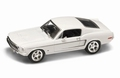 Ford Mustang GT-2 + 2  Fastback  White Wit 1/43
