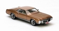Buick Riviera Gold GS  Gold  Goud kleurig 1/43