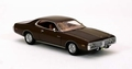 Dodge Charger Brown Metallic Bruin 1/43