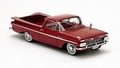 Chevrolet El Camino Pick Up Red  Rood 1/43