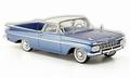 Chevrolet El Camino Bleu White  1/43