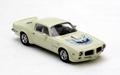 Pontiac Firebird Trans Am White Wit 1/43