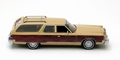 Chrysler Town & Country Beige + Wood  Biege + Hout 1/43