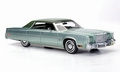 Chrysler Imperial Sedab Green  Groen 1/43