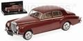 Bentley S2 Standaard Saloon 1960 Red Rood 1/43