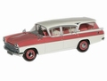 Vauxhall Cresta Friary Estate  Rose White  Roos Wit 1/43
