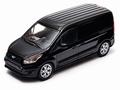 Ford Transit  Connect 2014 Zwart  Black 1/43