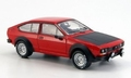 Alfa Romeo 2000 GTV 1976 Red Rood 1/43